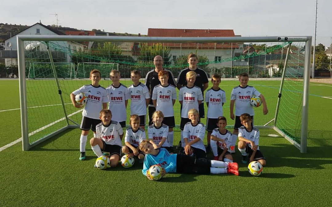 D1-Junioren des JFV erspielen Meistertitel der 1. Kreisklasse Gruppe 1