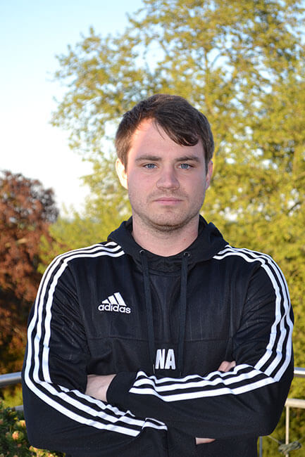 Nico Augustin - Jugendkoordinator JFV Rhein-Selz 2016 e.V.