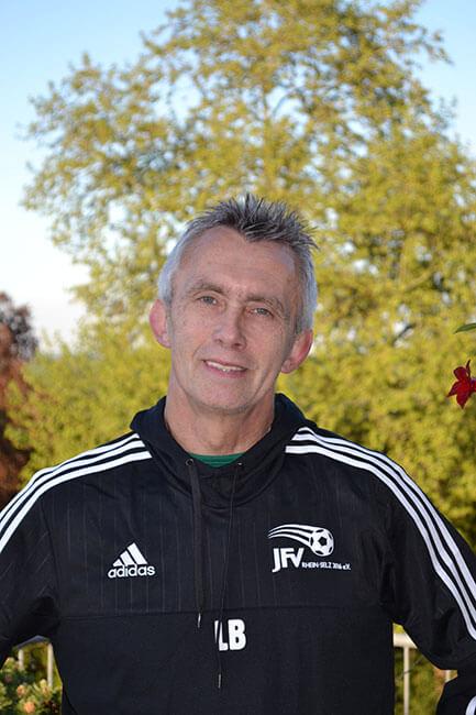 Leo Bernard - 2. Vorsitzender JFV Rhein-Selz 2016 e.V.