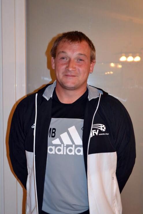 Mirko Böhm - Beisitzer JFV Rhein-Selz 2016 e.V.