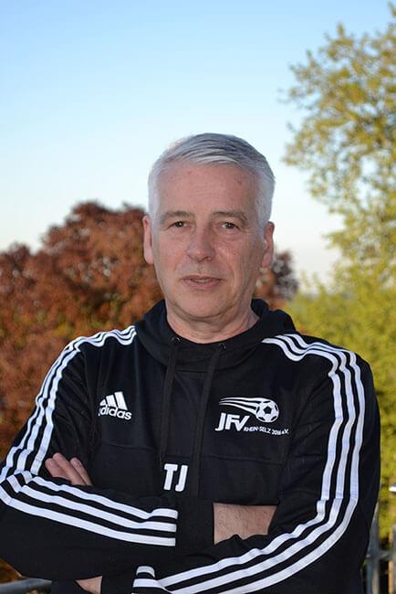 Thomas Jimmerthal - 1. Vorsitzender JFV Rhein-Selz 2016 e.V.