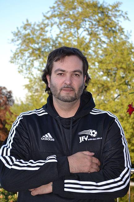 Daniel Kern - Jugendleiter (F, G-Jugend) JFV Rhein-Selz 2016 e.V.
