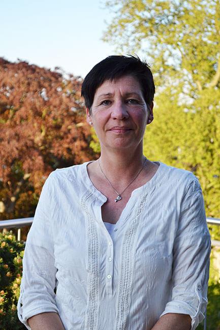 Sabine Manz - Hauptkassiererin JFV Rhein-Selz 2016 e.V.
