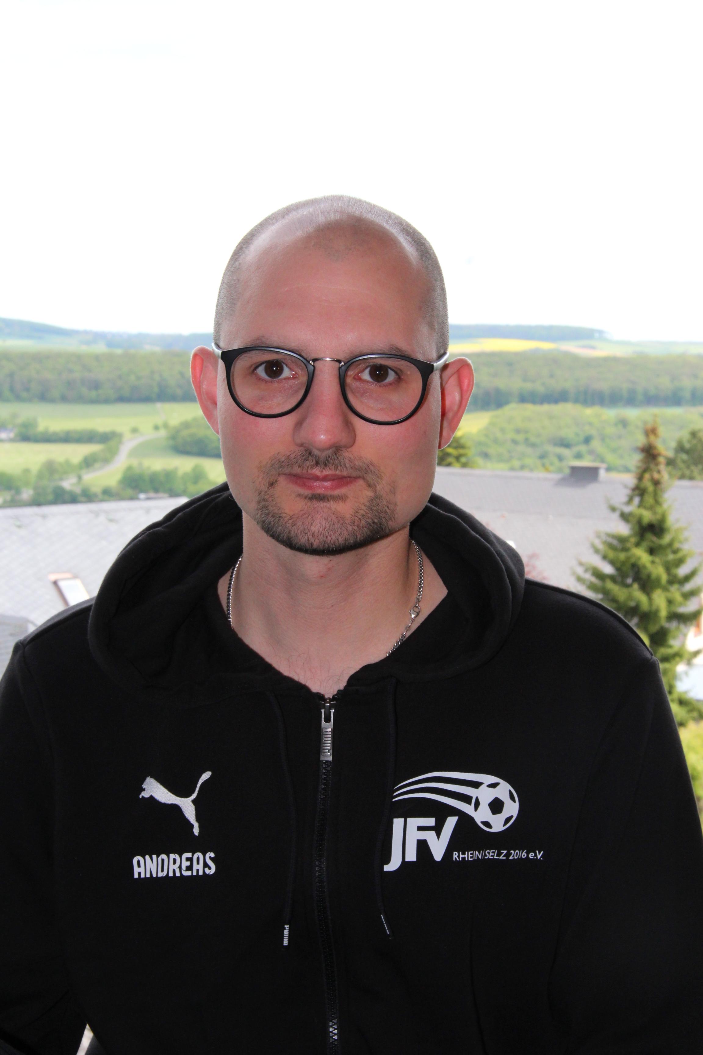 Andreas Igelsbach - 2. Vorsitzender JFV Rhein-Selz 2016 e.V.