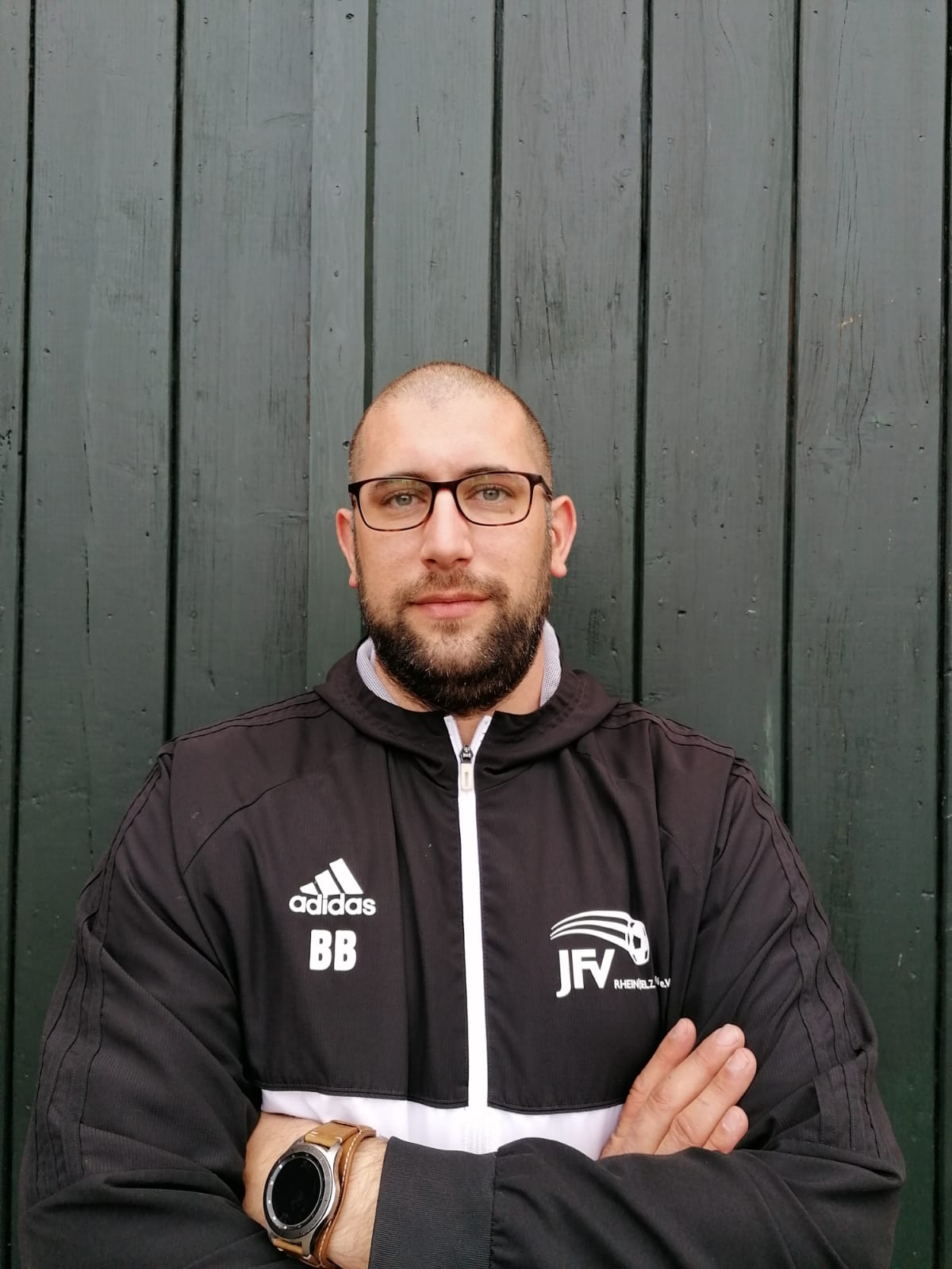Bernt Bloos - Stv. Jugendkoordinator JFV Rhein-Selz 2016